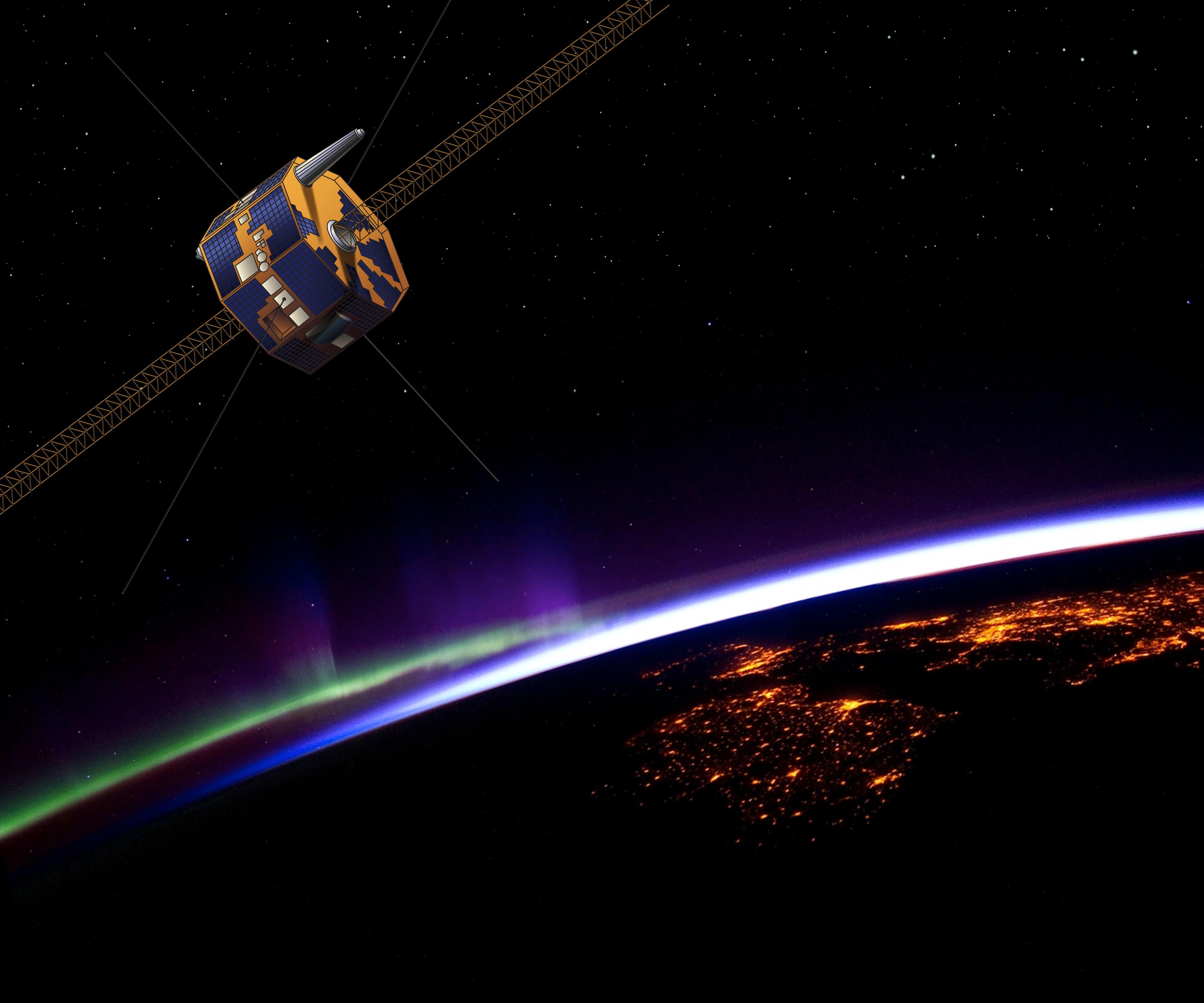 nasa satellite tracker - HD4800×4000
